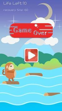 MonkeyJump screenshot 1