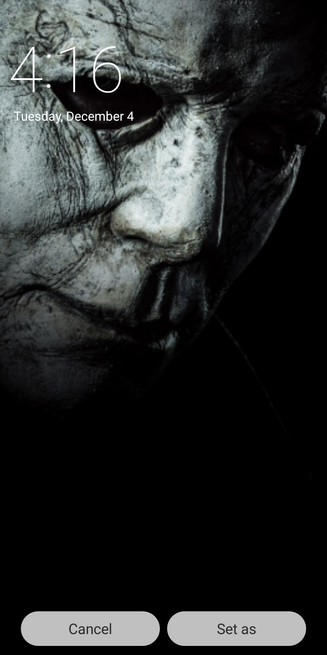 Scary Black Wallpaper For Android Apk Download