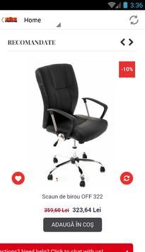 ScauneOnline.ro screenshot 4