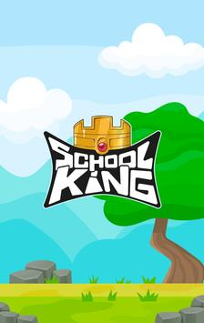 School King Affiche