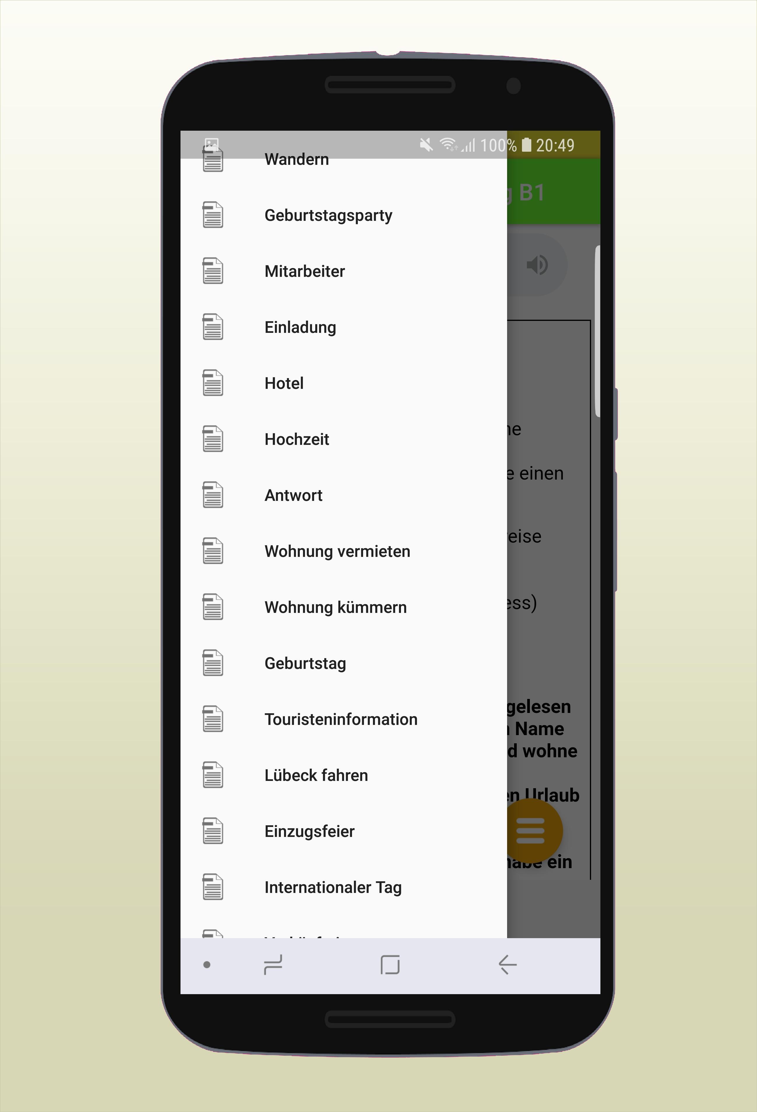 Brief Schreiben Zur Prufung Deutsch B1 Dlya Android Skachat Apk