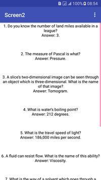 Science_Quiz_For_Job screenshot 1