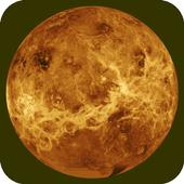 AR dan VR Planet Tata Surya icon