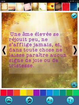 Citations triste cœur brisé screenshot 10
