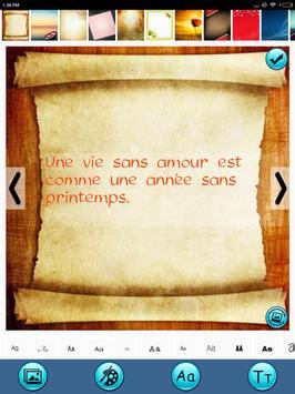 Citations triste cœur brisé screenshot 17