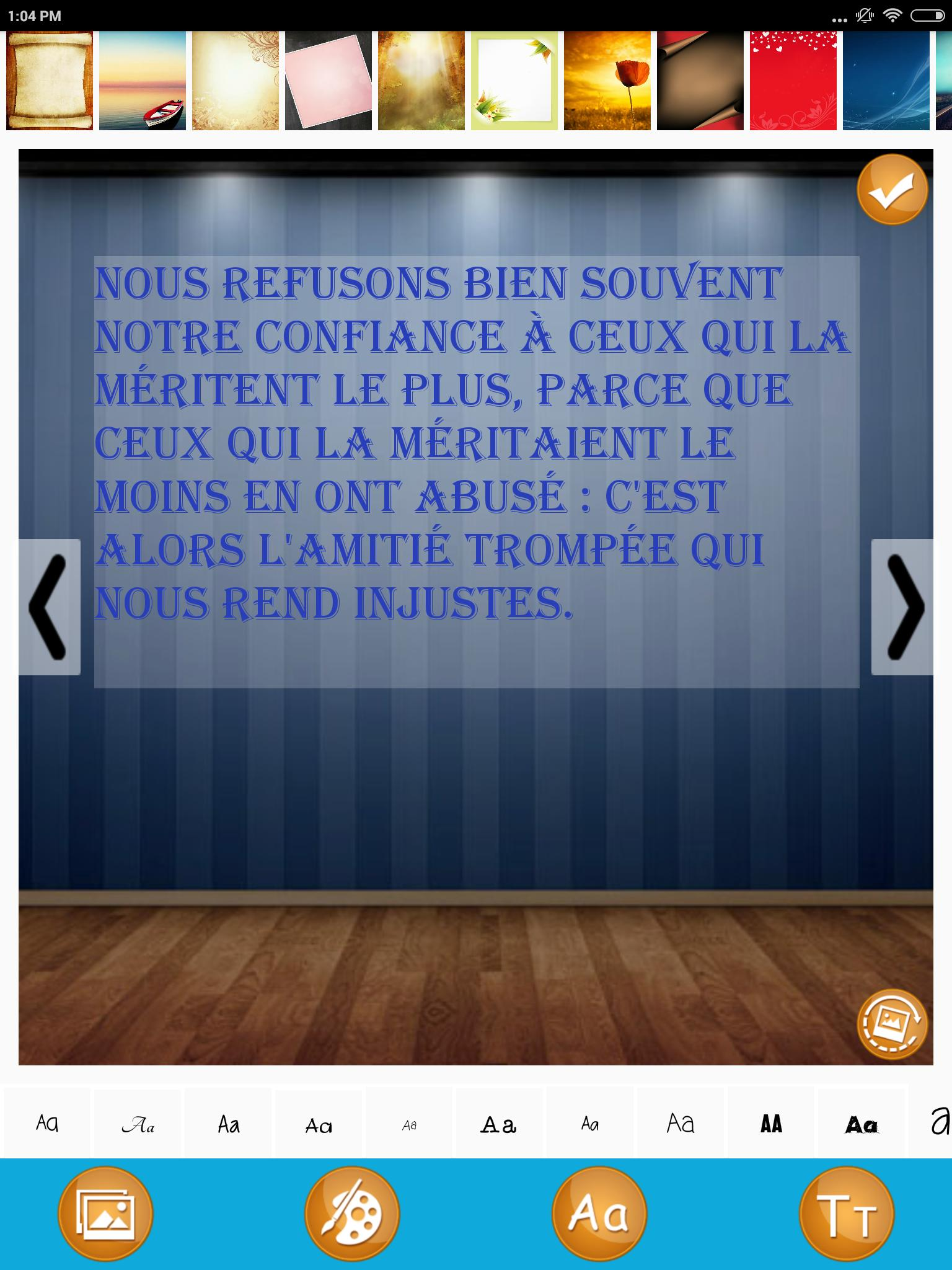 Amis Citations Amitie French For Android Apk Download