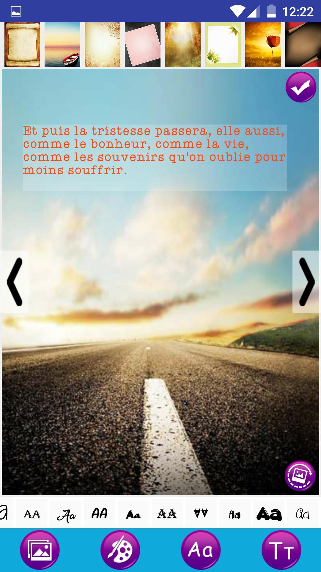 Citations Sur La Vie для андроид скачать Apk