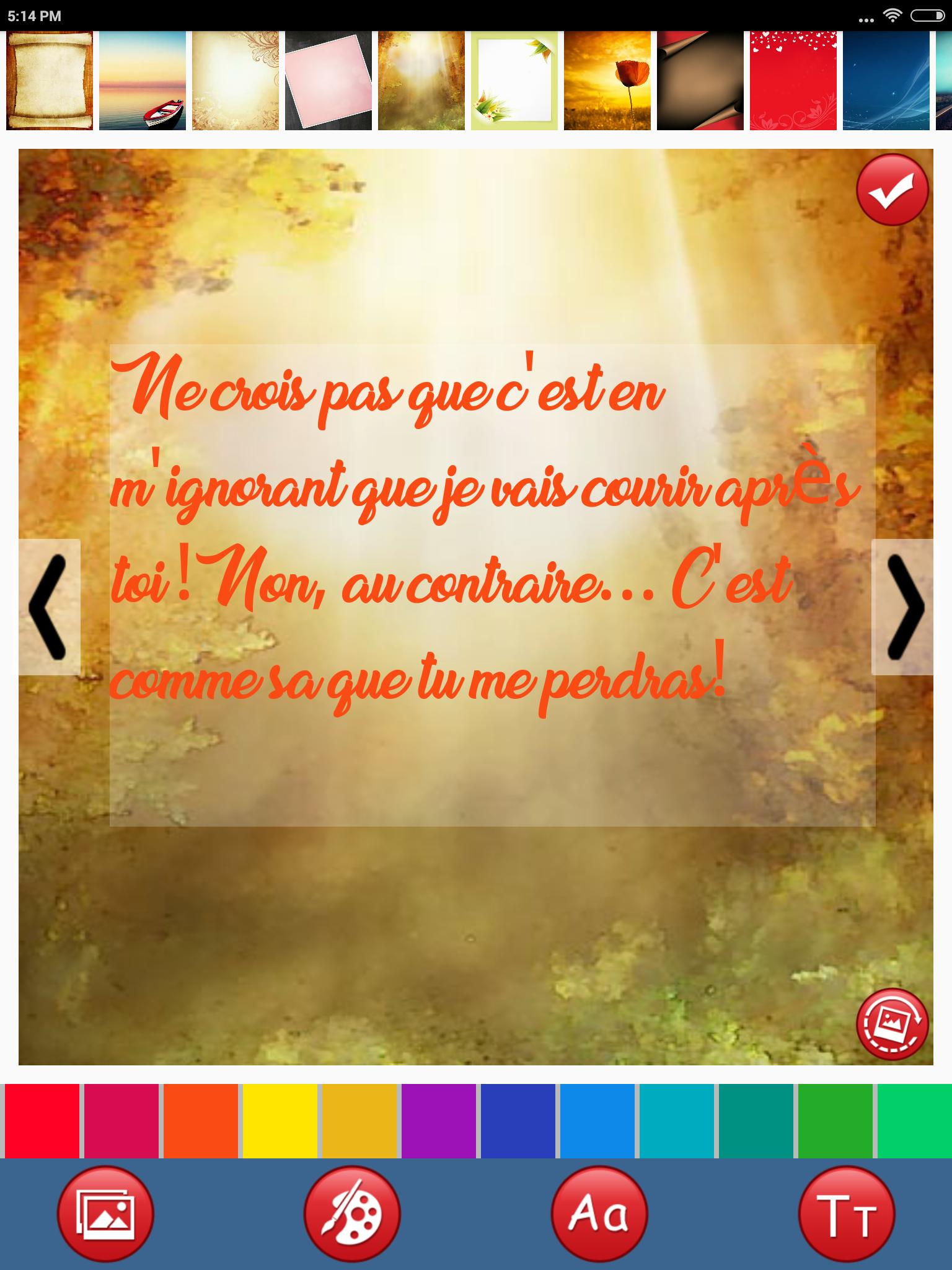 Triste Vie Citations Damour For Android Apk Download