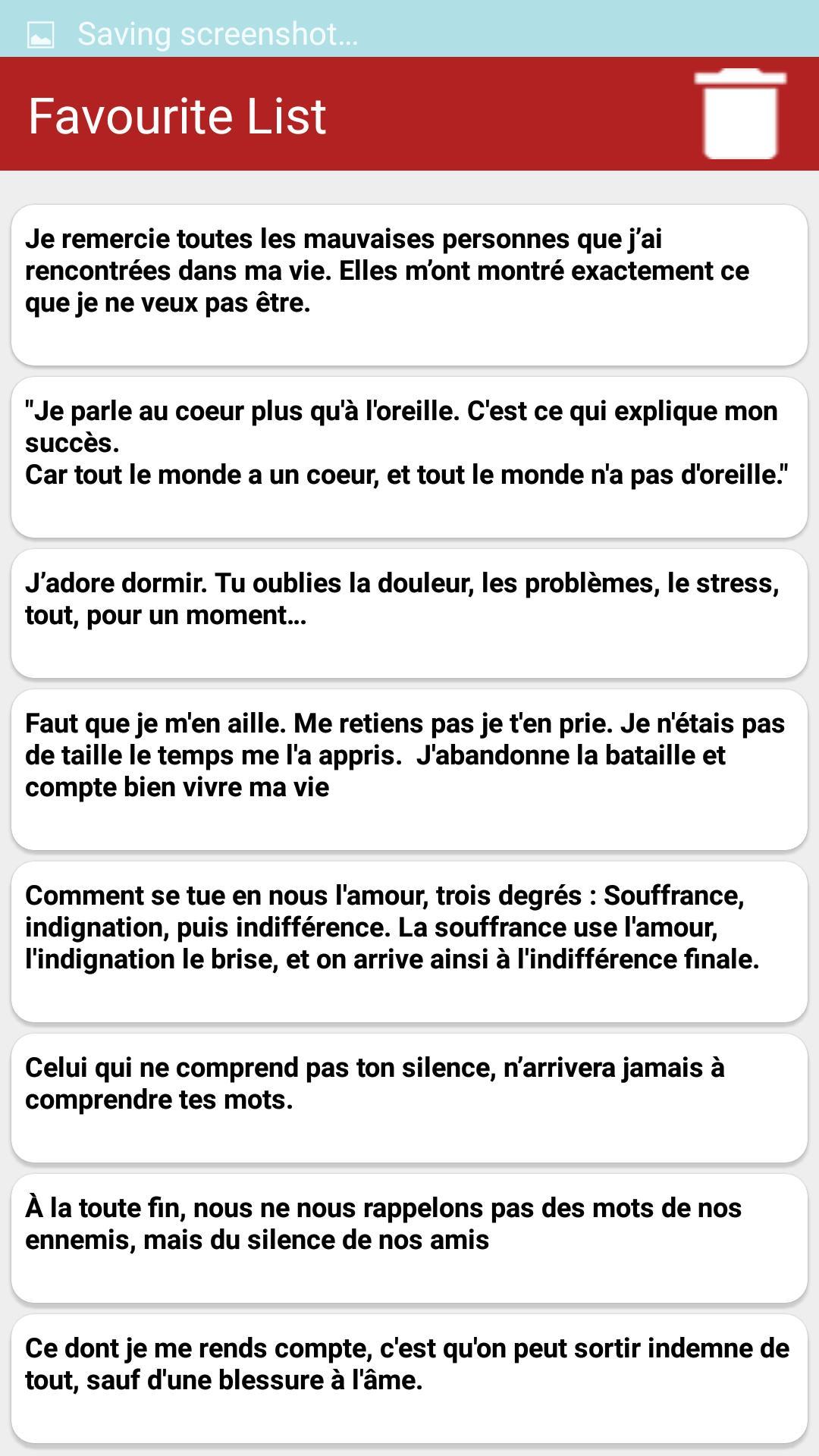 Citations De Tricherie For Android Apk Download