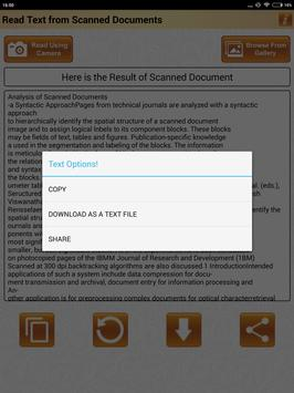 Read Text of Scanned Documents screenshot 18