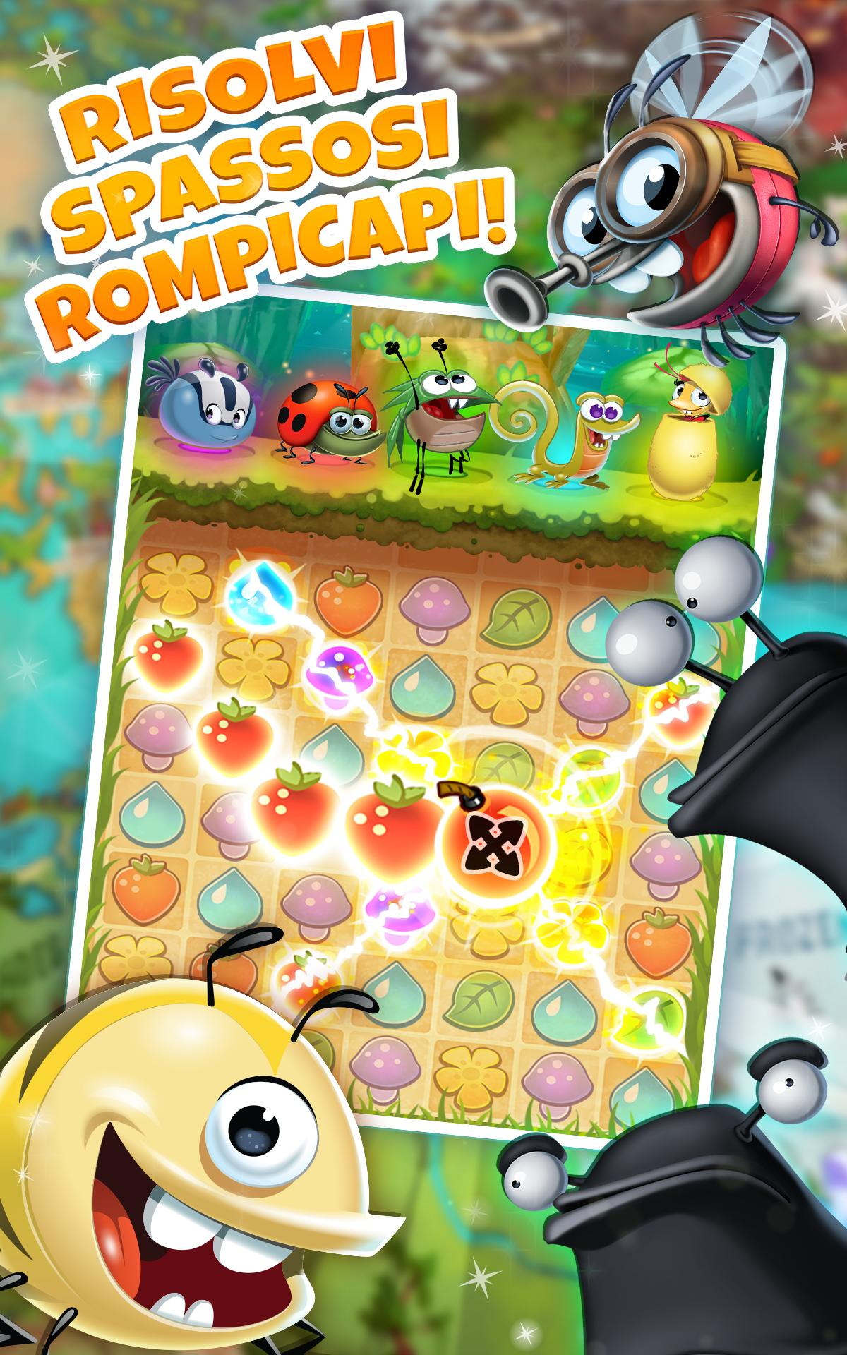 Best Fiends for Android - APK Download