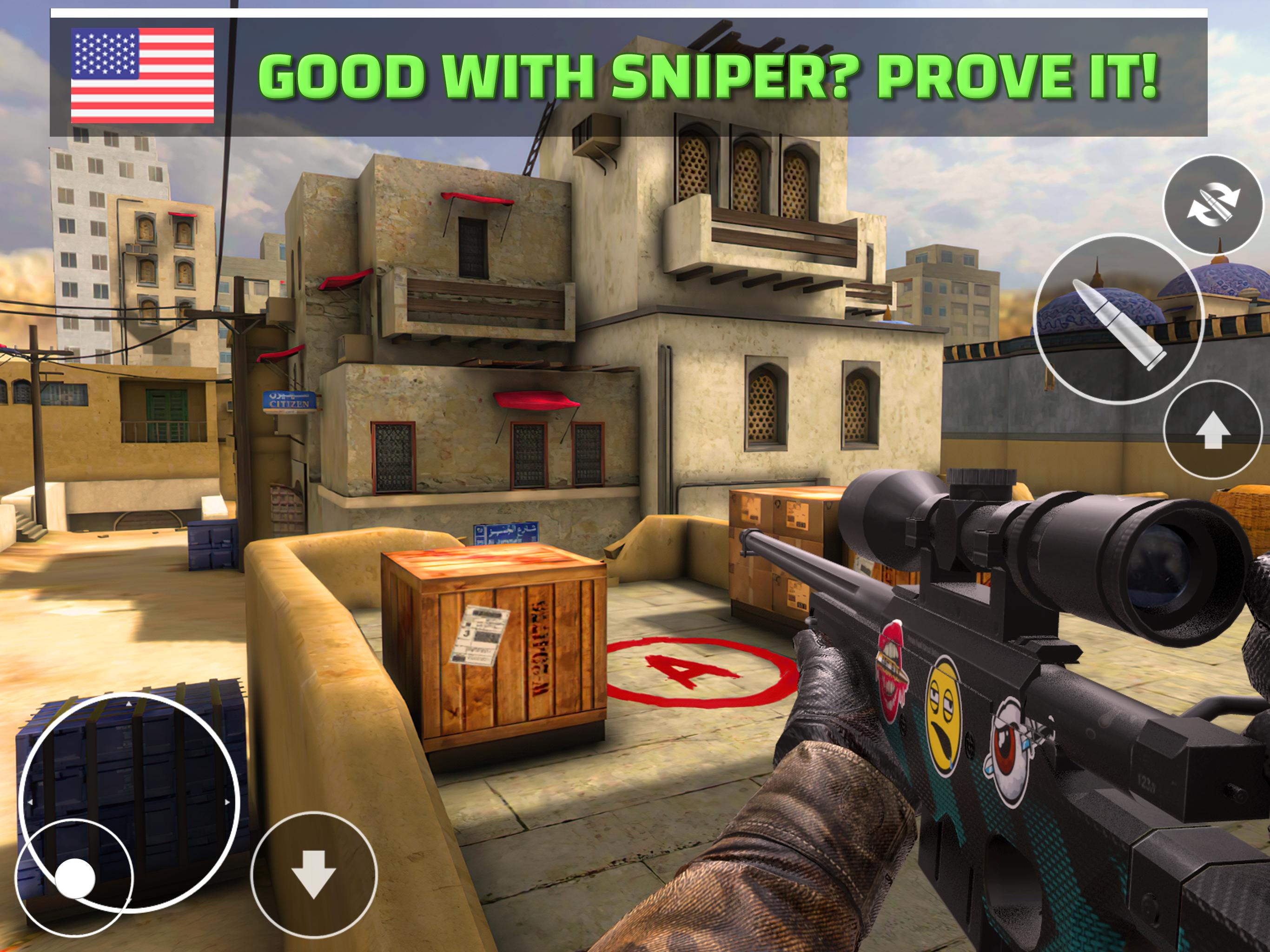counter attack mod apk 1.1.95