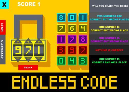 Can You Crack The Code screenshot 1