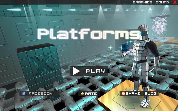 Platforms poster