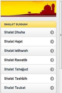 Tuntunan Shalat Sunnah screenshot 1
