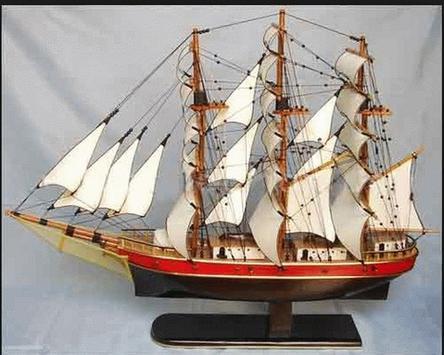 Ship Miniature poster