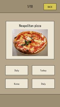 World Food Quiz screenshot 2