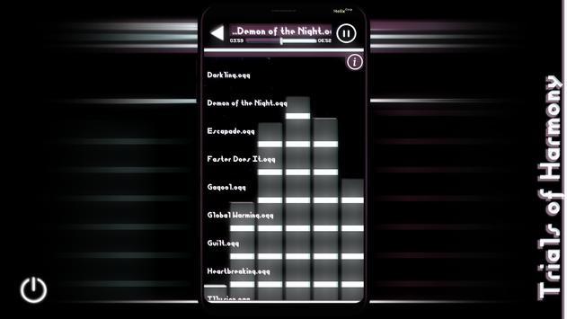 Trials of H̶a̸r̶mo̷n̷y ~ A Lost Phone Visual Novel screenshot 17