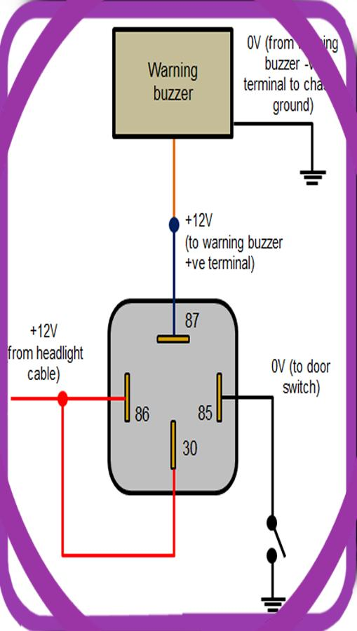 Wiring Diagram For Relay from image.winudf.com