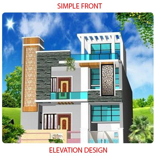 Simple Front Elevation Design For Android Apk Download