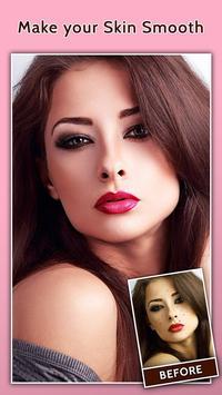 الوجه عيب مزيل - الجلد على نحو سلس وتجميل الوجه تصوير الشاشة 1