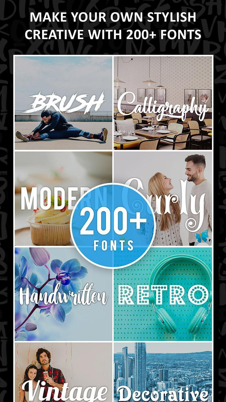 Font Rush for Android - APK Download