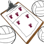 Volleyball Coach Assistant icon