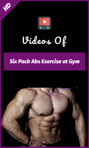 Six Pack Abs Exercise at Gym pour Android   –