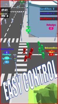 Run in Crowd City 2 screenshot 2