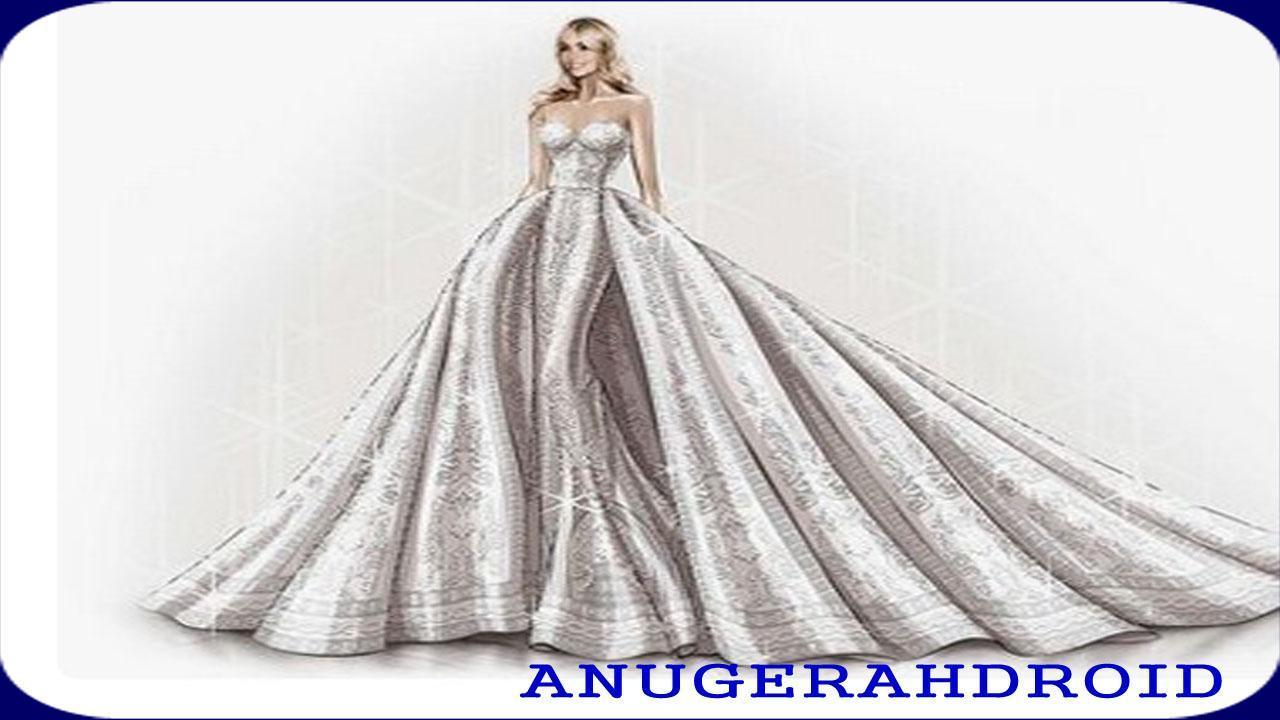 Sketsa baju pengantin for Android - APK Download