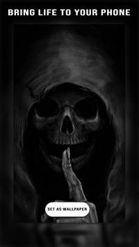 Skull HD Wallpapers screenshot 1
