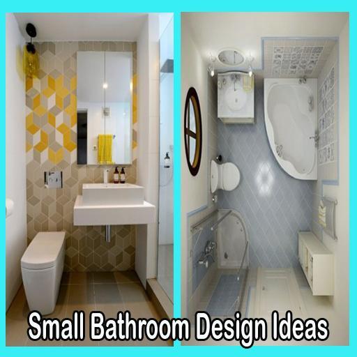 Kleine Badezimmer Design-Ideen für Android - APK herunterladen