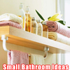 Small Bathroom Ideas أيقونة