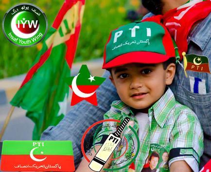 PTI Face Maker poster