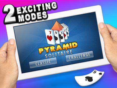 Pyramid Solitaire screenshot 7