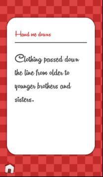 Idioms And Phrases Pro Edition screenshot 3