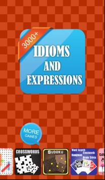 Idioms And Phrases Pro Edition poster