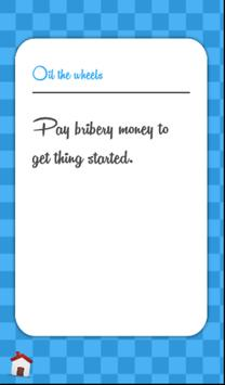 Idioms And Phrases Pro Edition screenshot 6