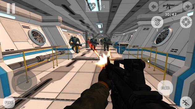 Sci-Fi Shooter screenshot 4