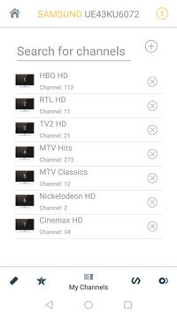 Samsung TV Remote 2019 screenshot 2