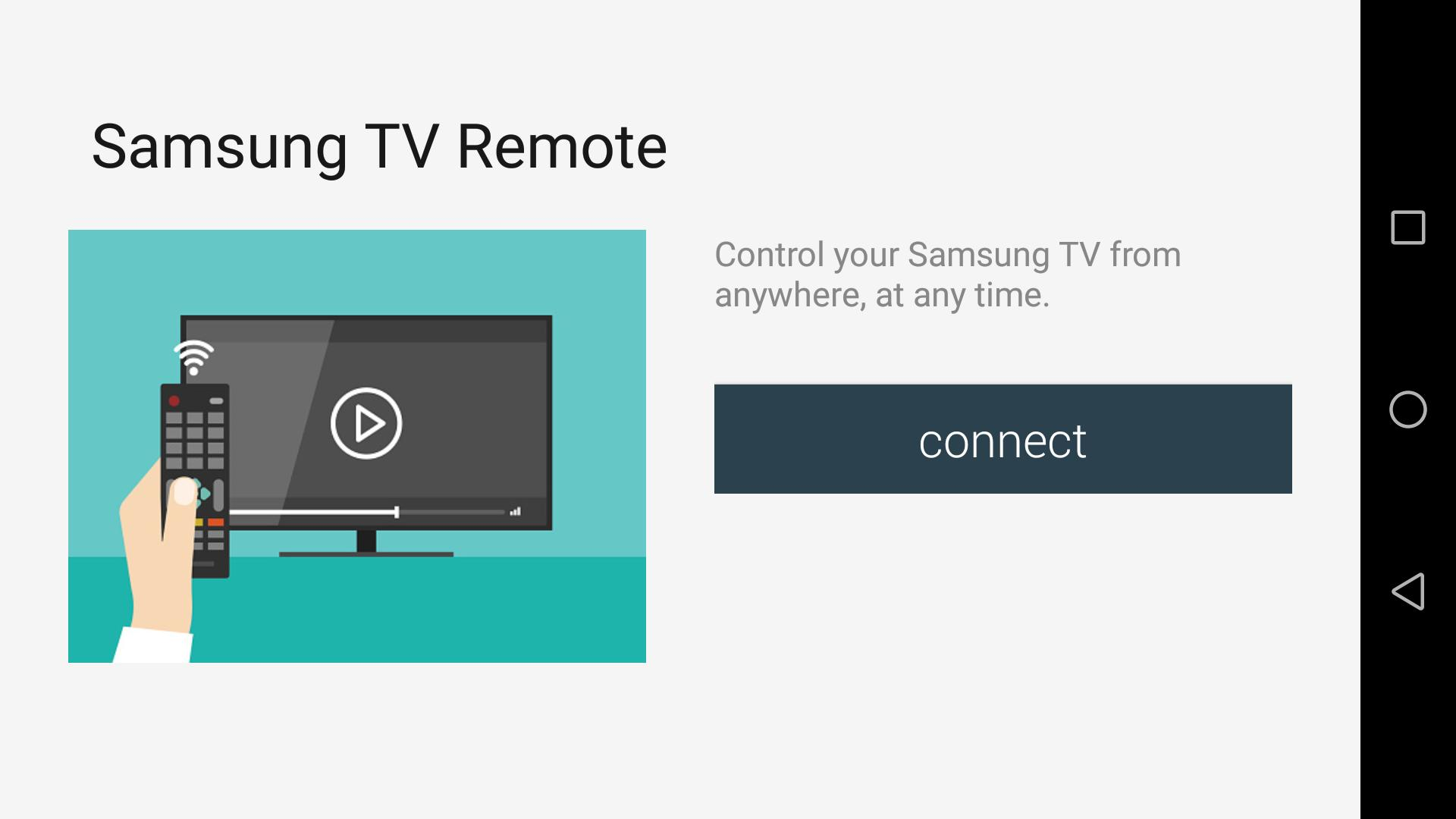 Samsung TV Remote for Android - APK Download