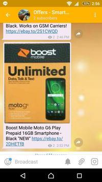 USA Smartphones Market poster