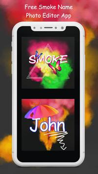 Smoke Effect Name Maker screenshot 6