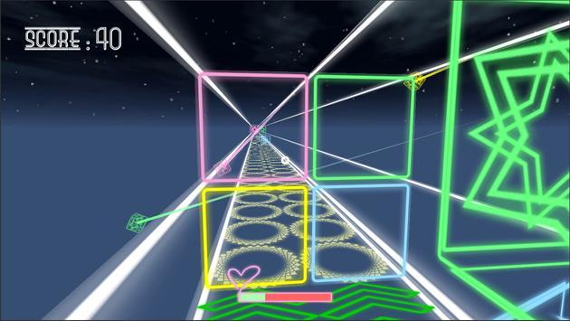 Avoid Cube VR for Cardboard poster