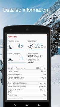 Swiss Snow screenshot 2