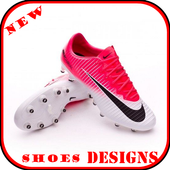 Soccer Shoes Designs icon