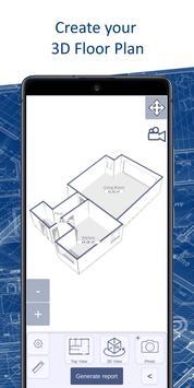 Floor Plan AR poster