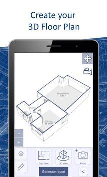 Floor Plan AR screenshot 3