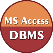 Learn MS Access DBMS icon