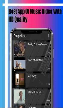 George Ezra Top Songs Video screenshot 1